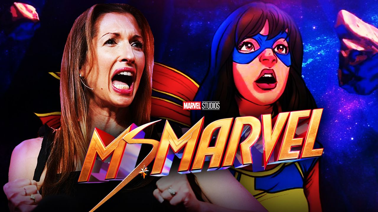 Alysia Reiner, Ms Marvel