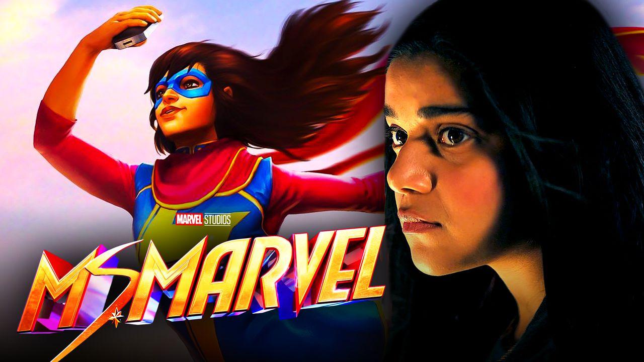 Iman Vellani Ms. Marvel