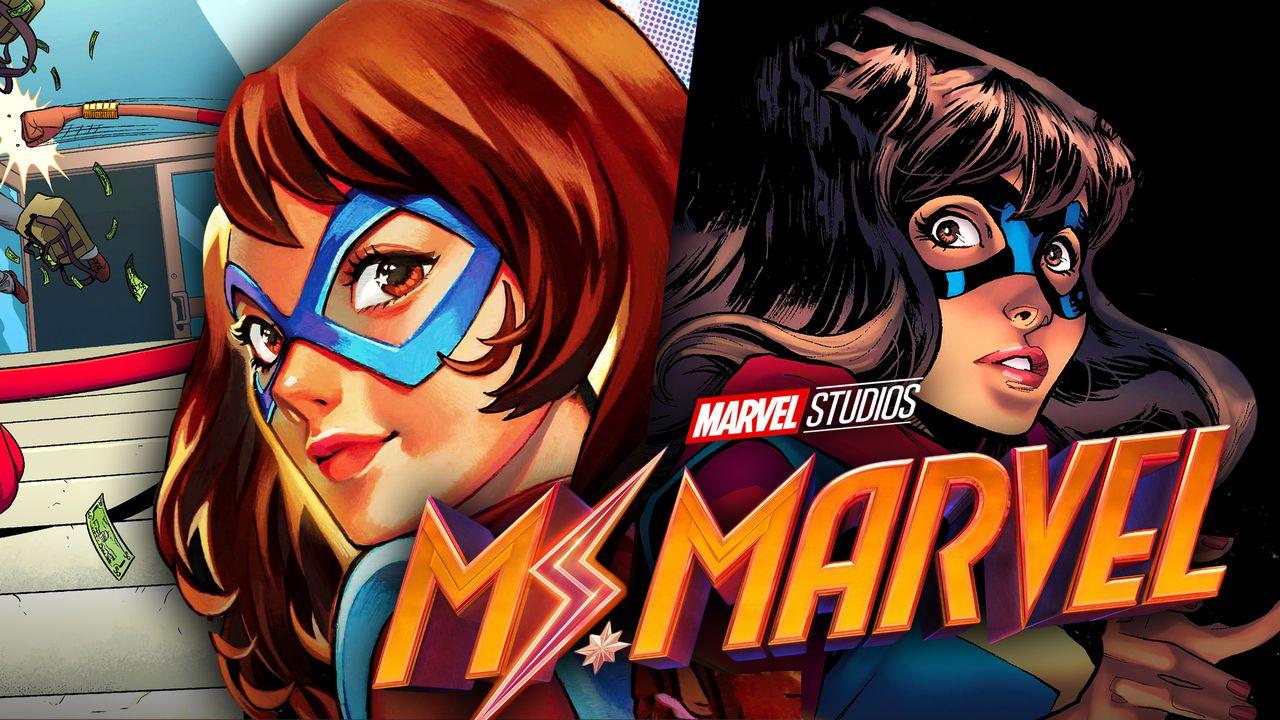 Ms. Marvel logo, Ms. Marvel