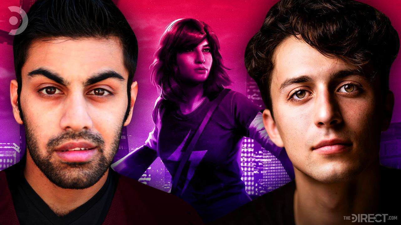 Saagar Shaikh, Kamala Khan, Jasjit Williams.