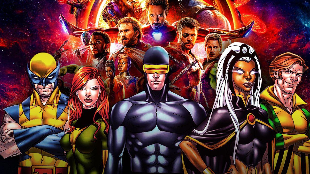 X-Men, Avengers