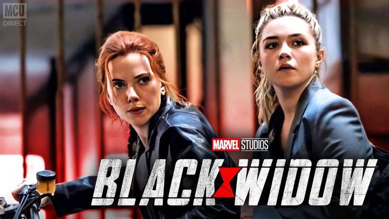 Natasha Romanoff and Yelena Belova in Black Widow