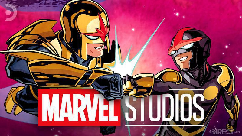 """Nova"" project in development at Marvel Studios as either a movie or show."
