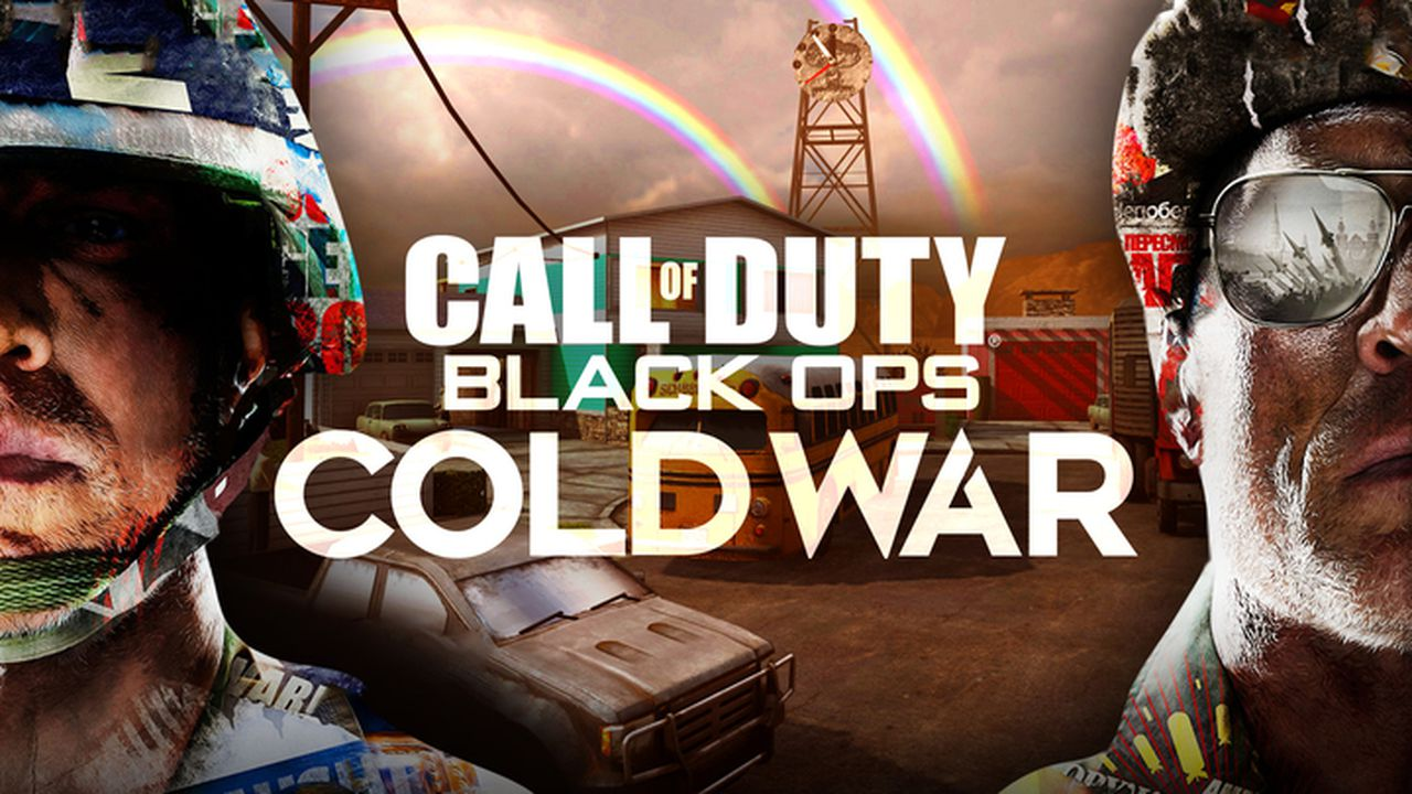 Black Ops Cold War Nuketown Multiplayer Map