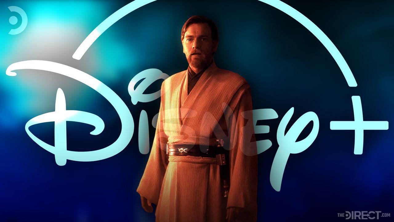 Obi Wan Kenobi, Disney+ logo