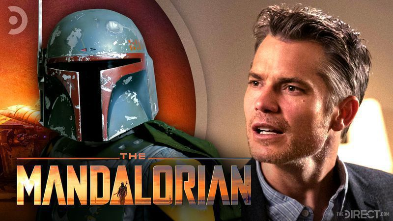 Timmy Olyphant The Mandalorian Season 2
