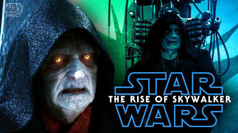 Emperor palpatine hinted at a possible return to Star Wars