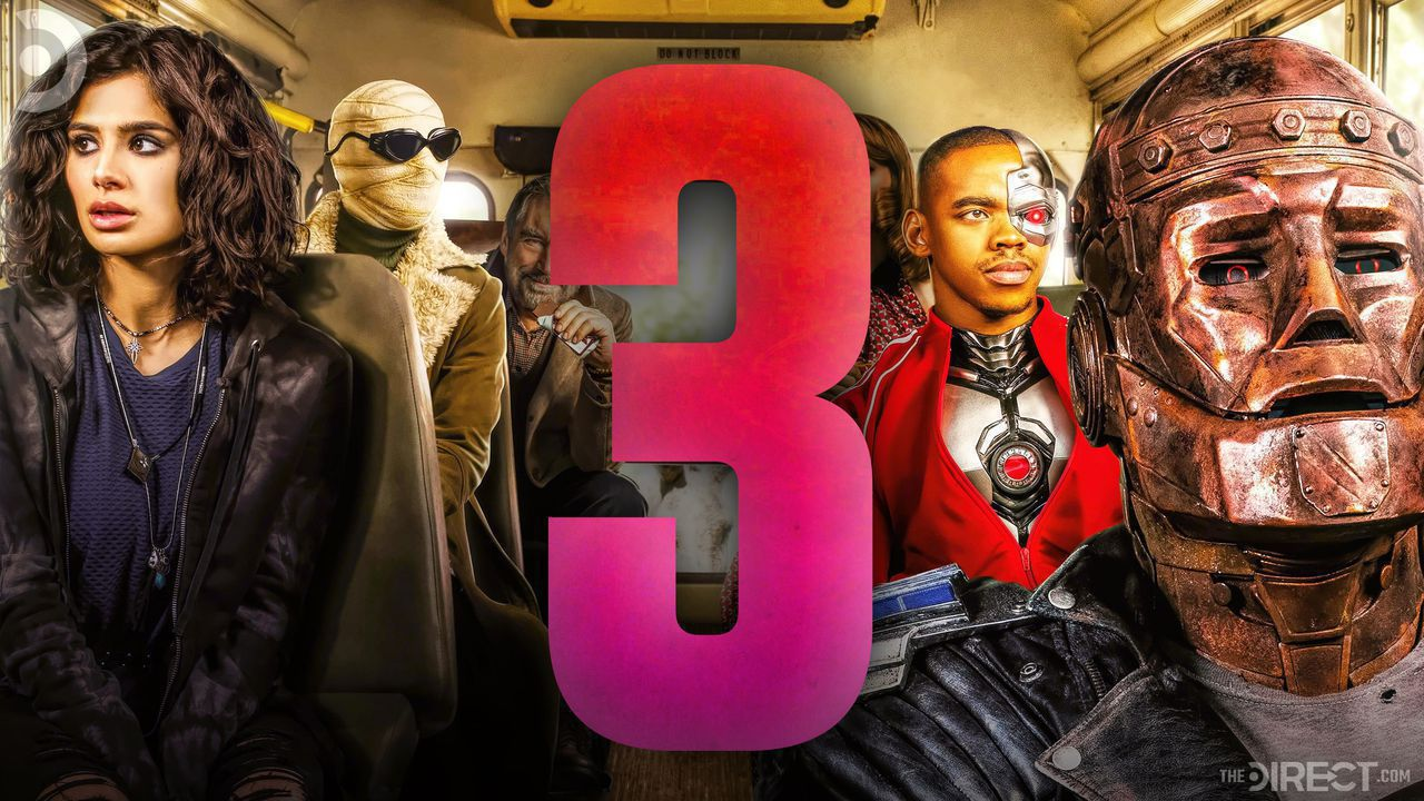 Doom Patrol, Number 3