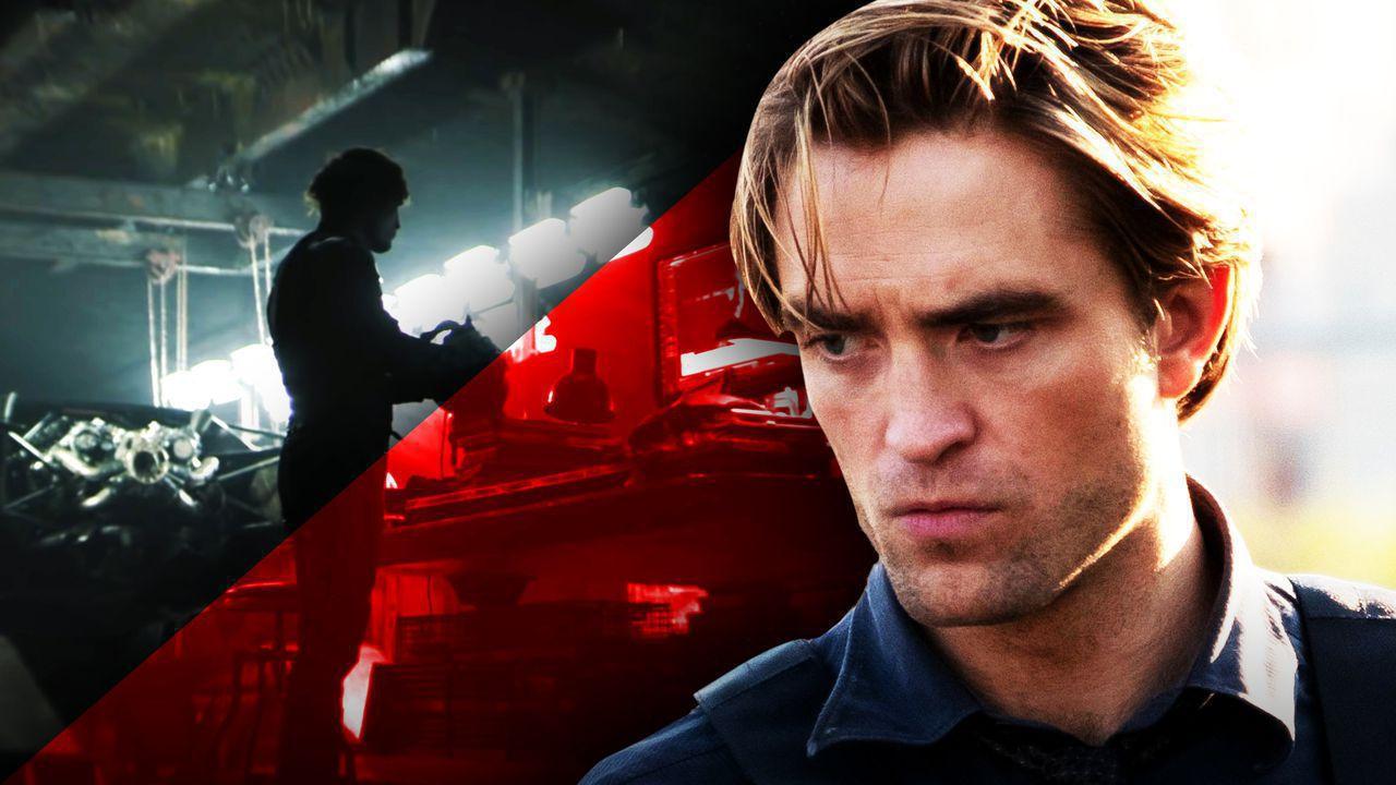 Robert Pattinson, Robert Pattinson as Bruce Wayne
