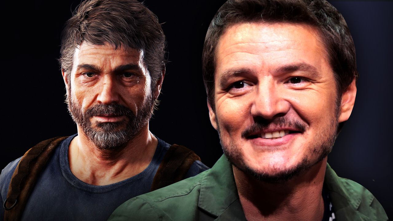 Joel The Last of Us Pedro Pascal