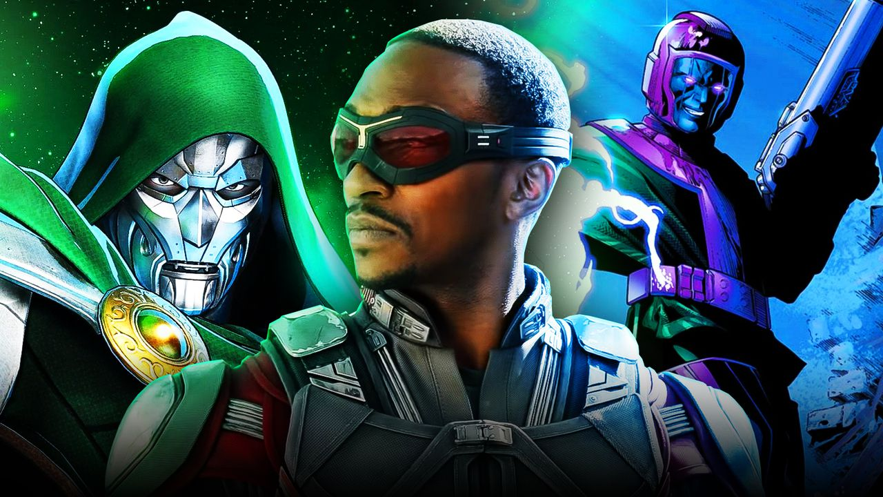 Anthony Mackie Comments on Marvel's Master Plan For MCU's Phase 4