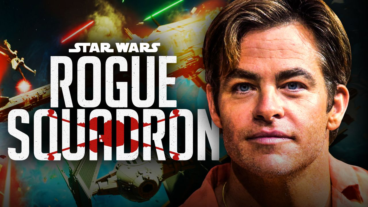 Star Wars: Squadrons, Chris Pine