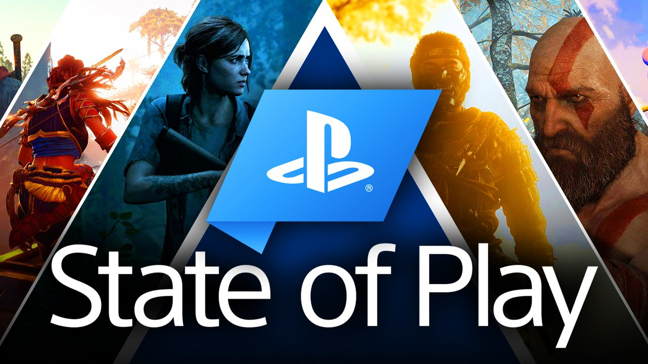 PlayStation State of Play Background