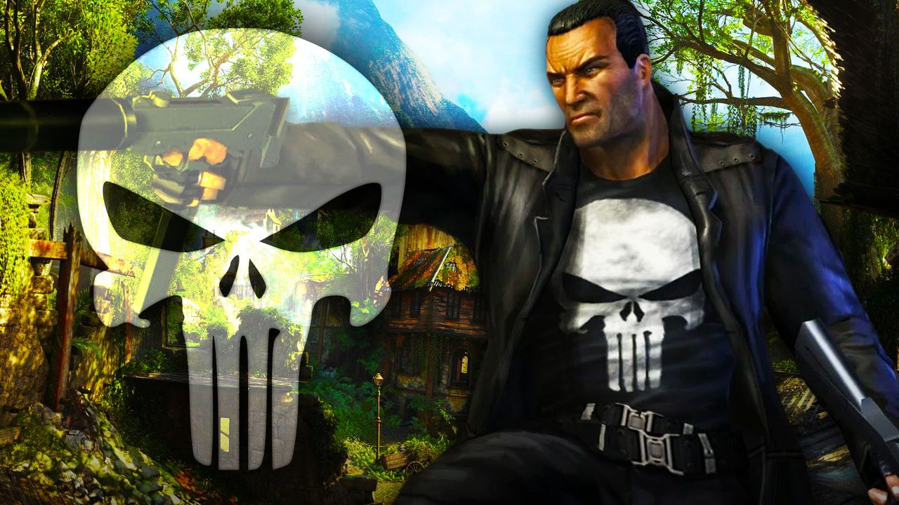 The Last of Us Director Really Wants To Make Marvel Punisher Video Game
