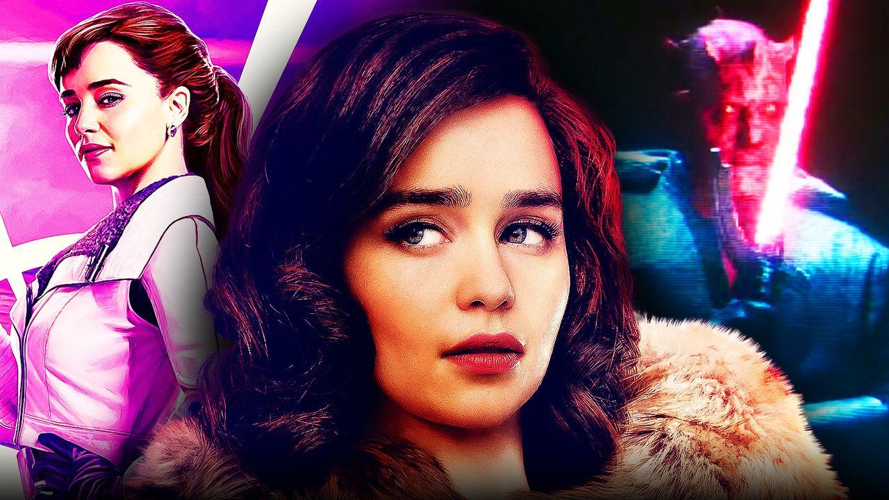 Emilia Clarke Reveals Why She's So Eager For Star Wars Return