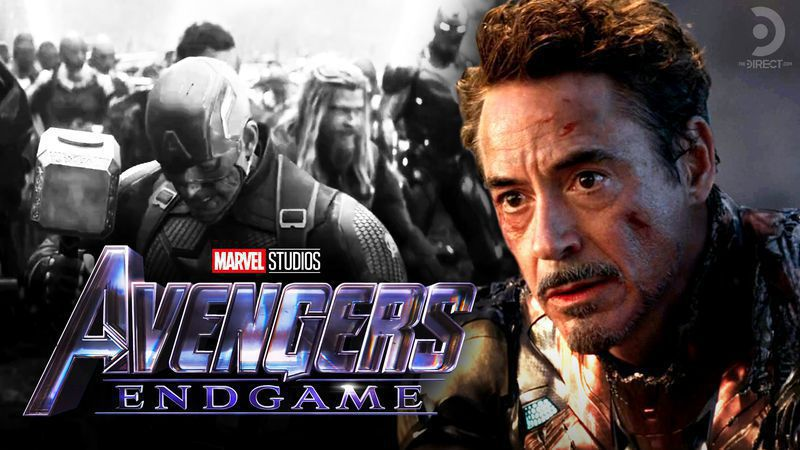 Robert Downey Jr Opens Up about Avengers: Endgame