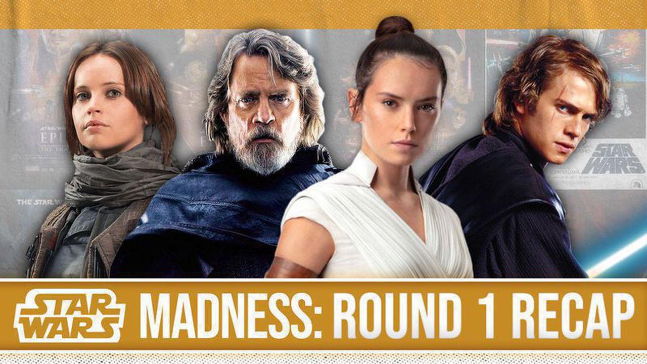Star Wars Madness Round One Recap