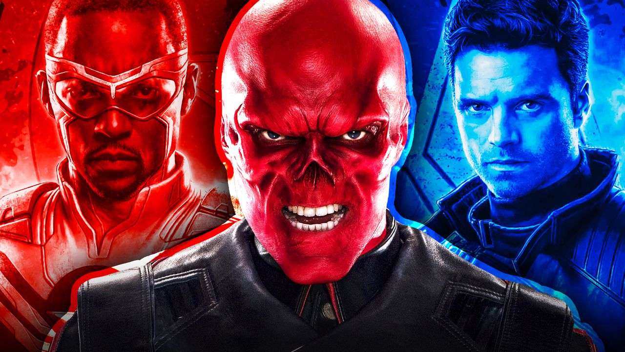Falcon and Winter Soldier Creator Addresses Red Skull Line Connection