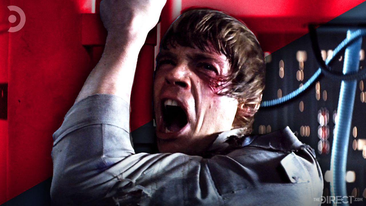 Luke Skywalker in Empire Strikes Back