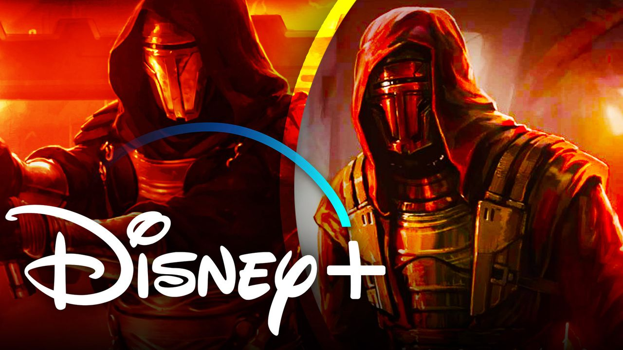 Star Wars Darth Revan Disney Plus