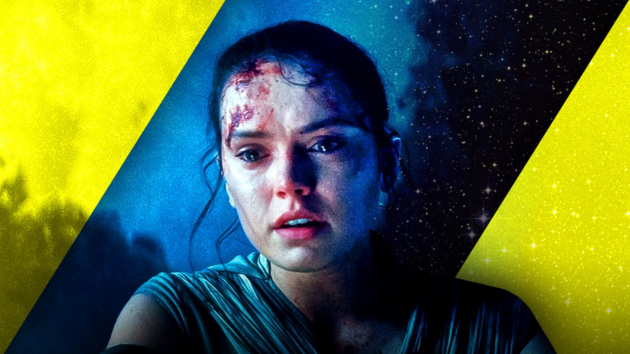 Rey Rise of Skywalker