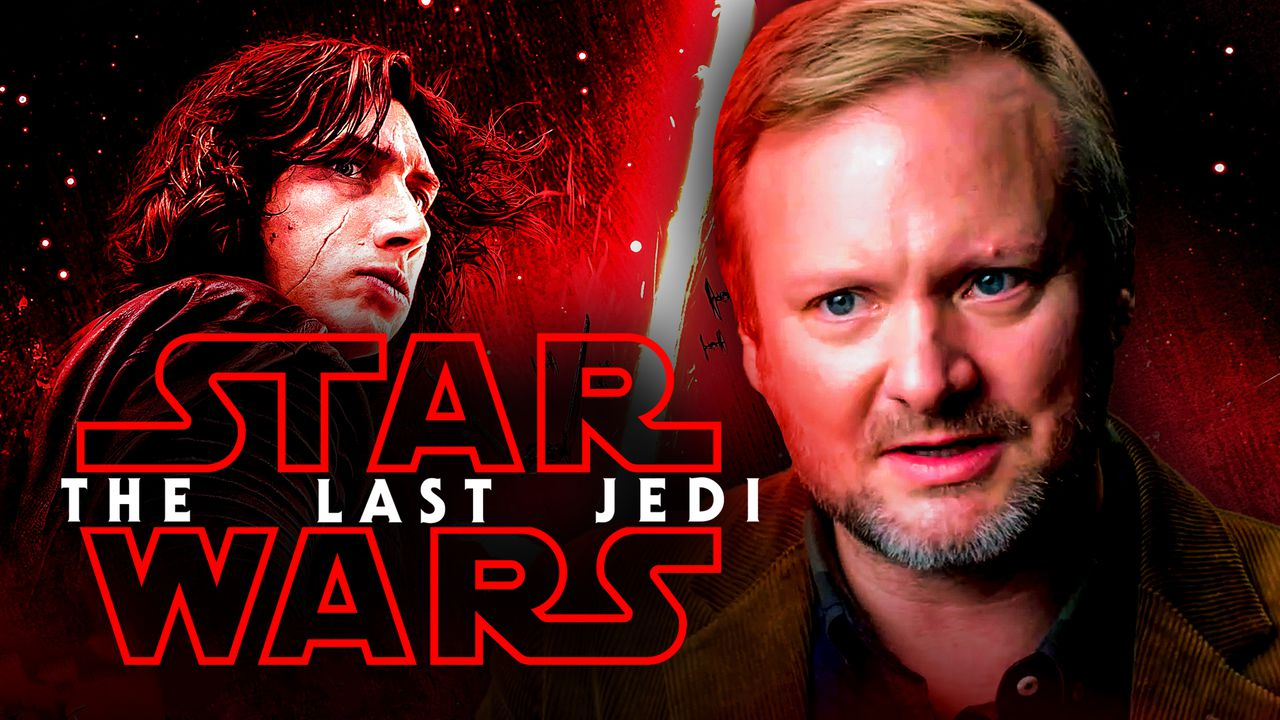 Rian Johnson Ben Solo