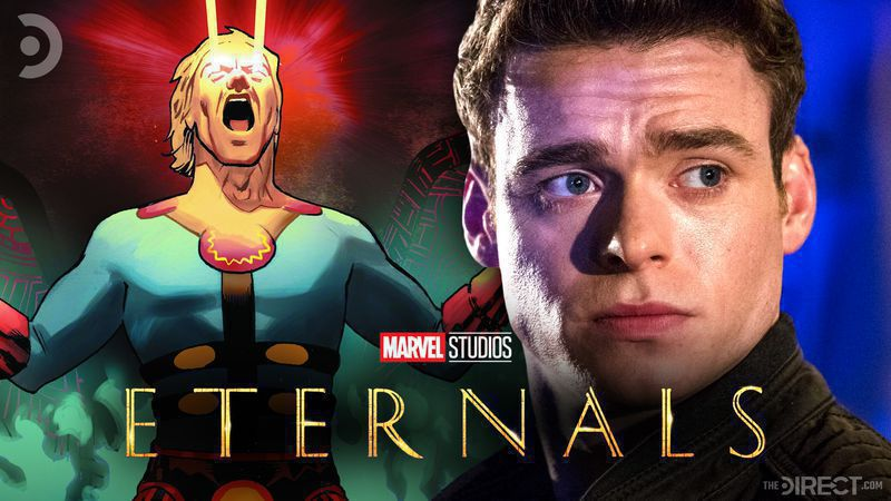 Richard Madden Loved By Marvel, according to Marvel insider rumor during Twitter AMA