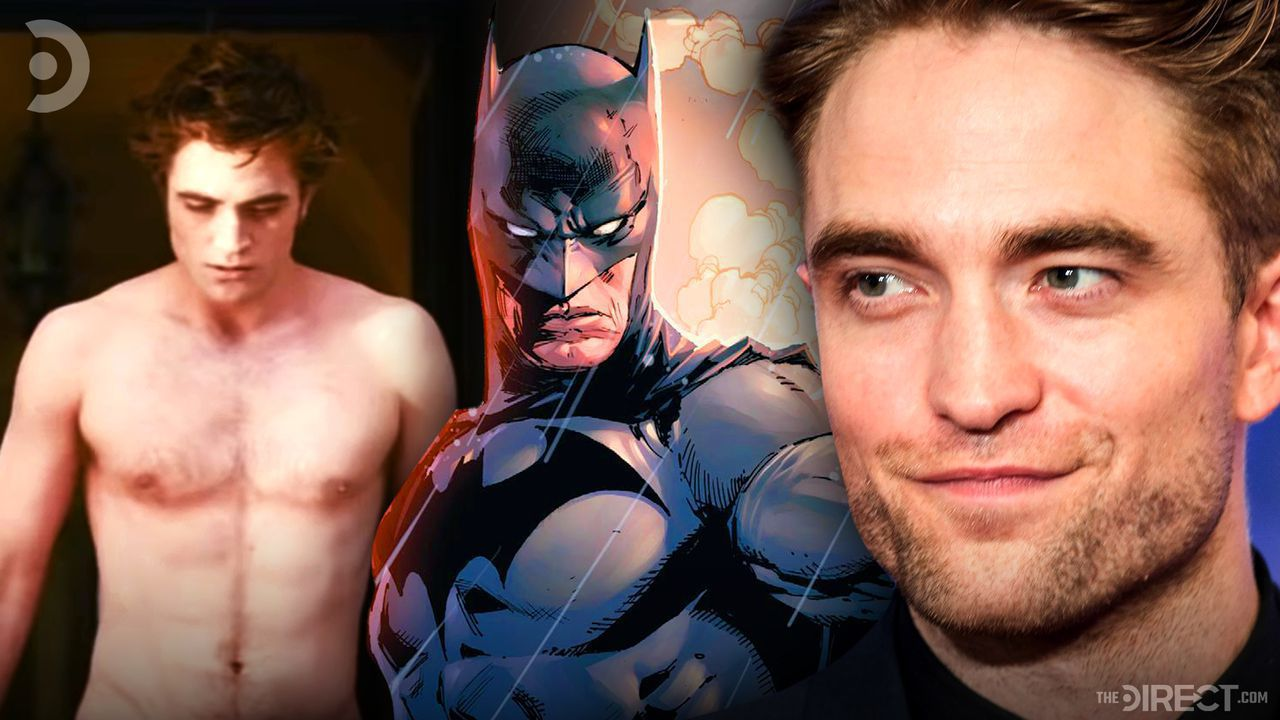 'The Batman' star Robert Pattinson details his workout and training regimen for Bruce Wayne role