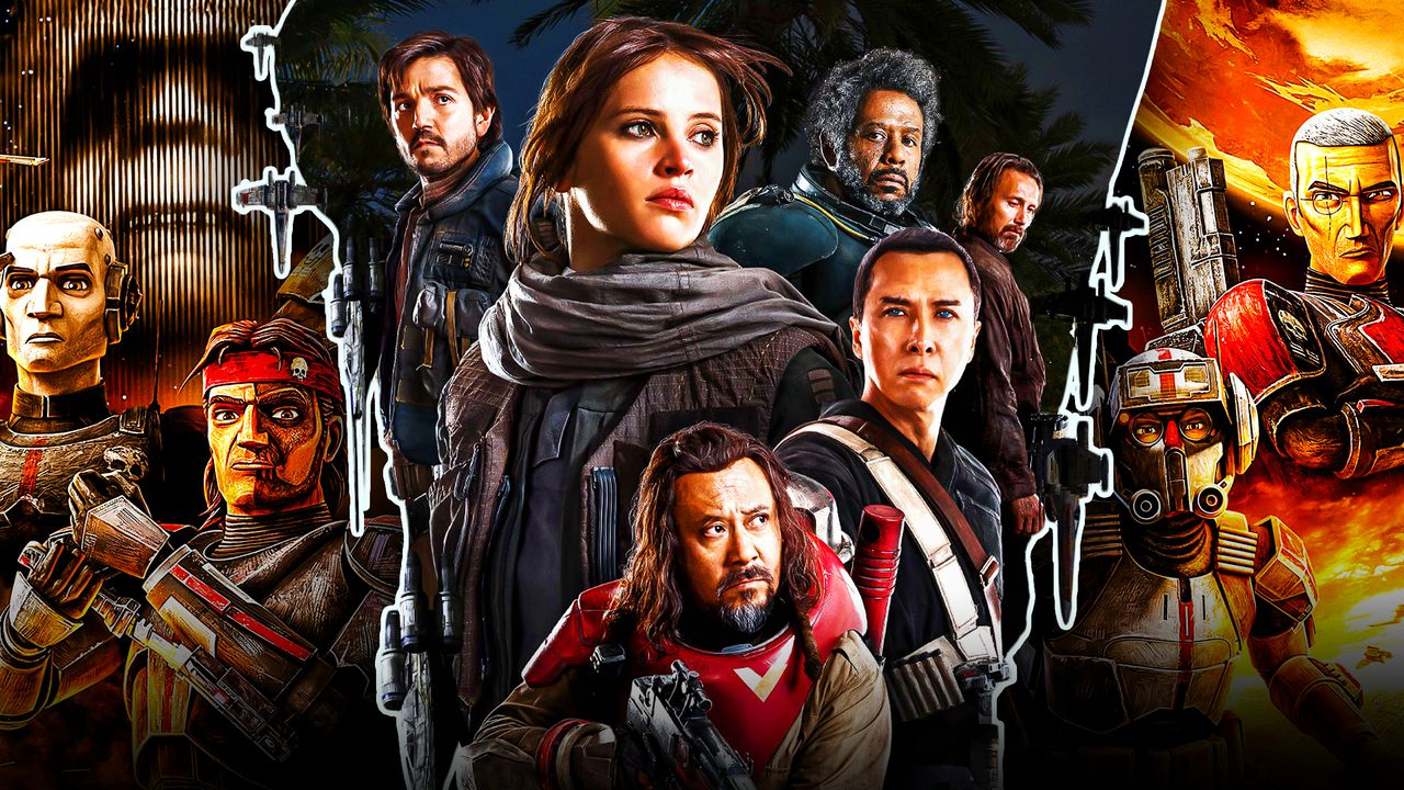 Star Wars Finally Reveals Secret Rogue One Plan In New Episode of The Bad Batch