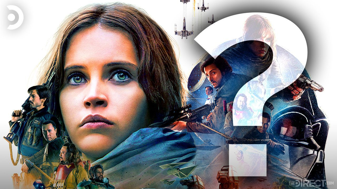 Rogue One Poster and Question Mark