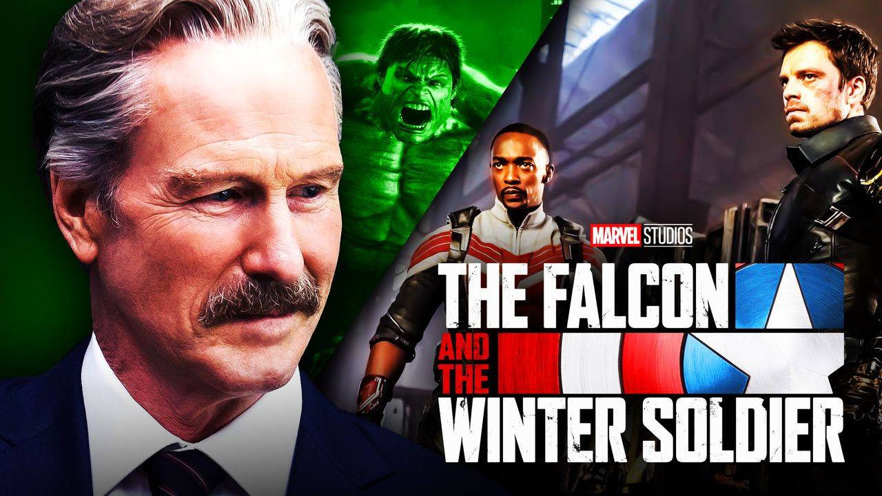 Thunderbolt Ross Falcon and Winter Soldier