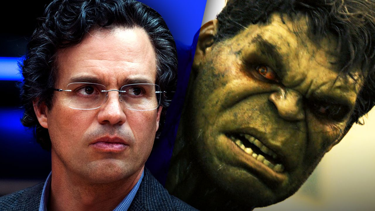 Mark Ruffalo Hulk