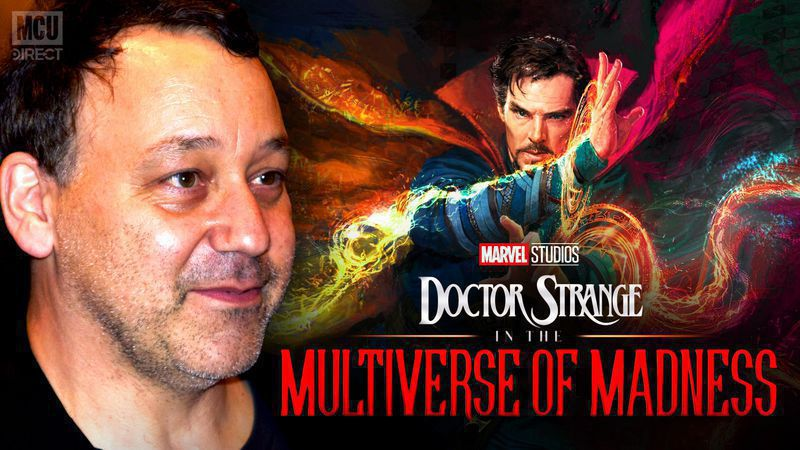 Sam Raimi confirms that he will direct DOCTOR STRANGE IN THE MULTIVERSE OF MADNESS