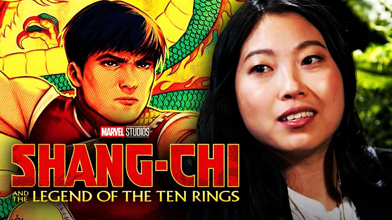 Awkwafina, Shang-Chi comic