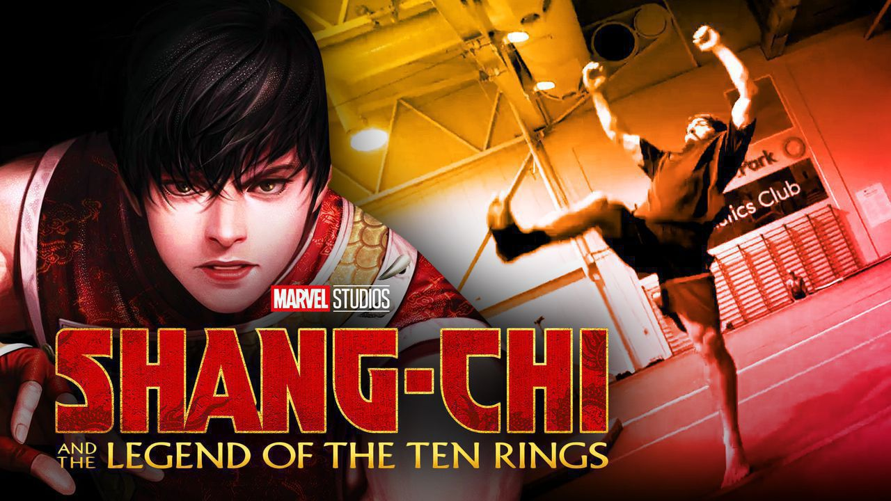 Shang-Chi, Behind-the-Scenes