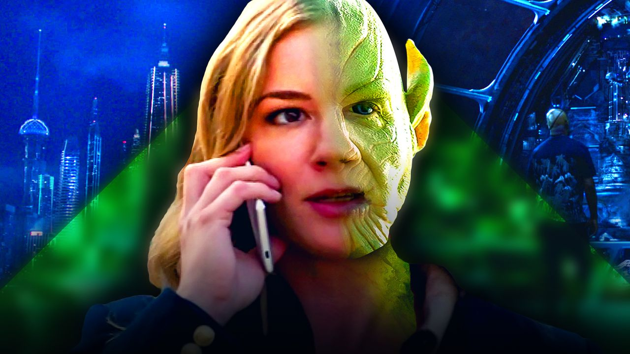 Sharon Carter Skrull