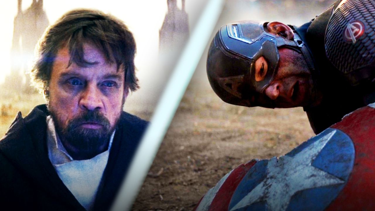 Can Captain America's Shield Withstand a Lightsaber? Mark Hamill Weighs In Once Again