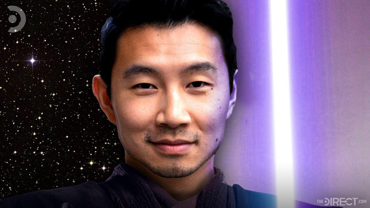 Simu Liu Jedi