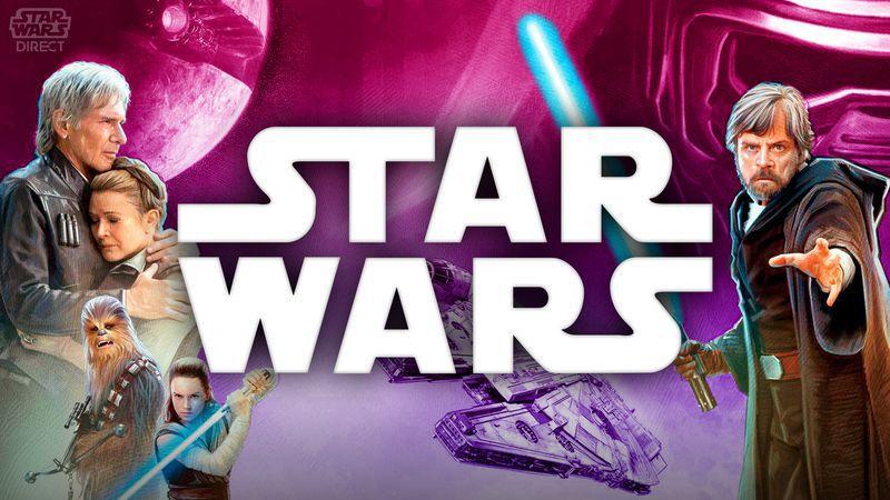 Star Wars Rise of Skywalker Leia Han Luke Rey