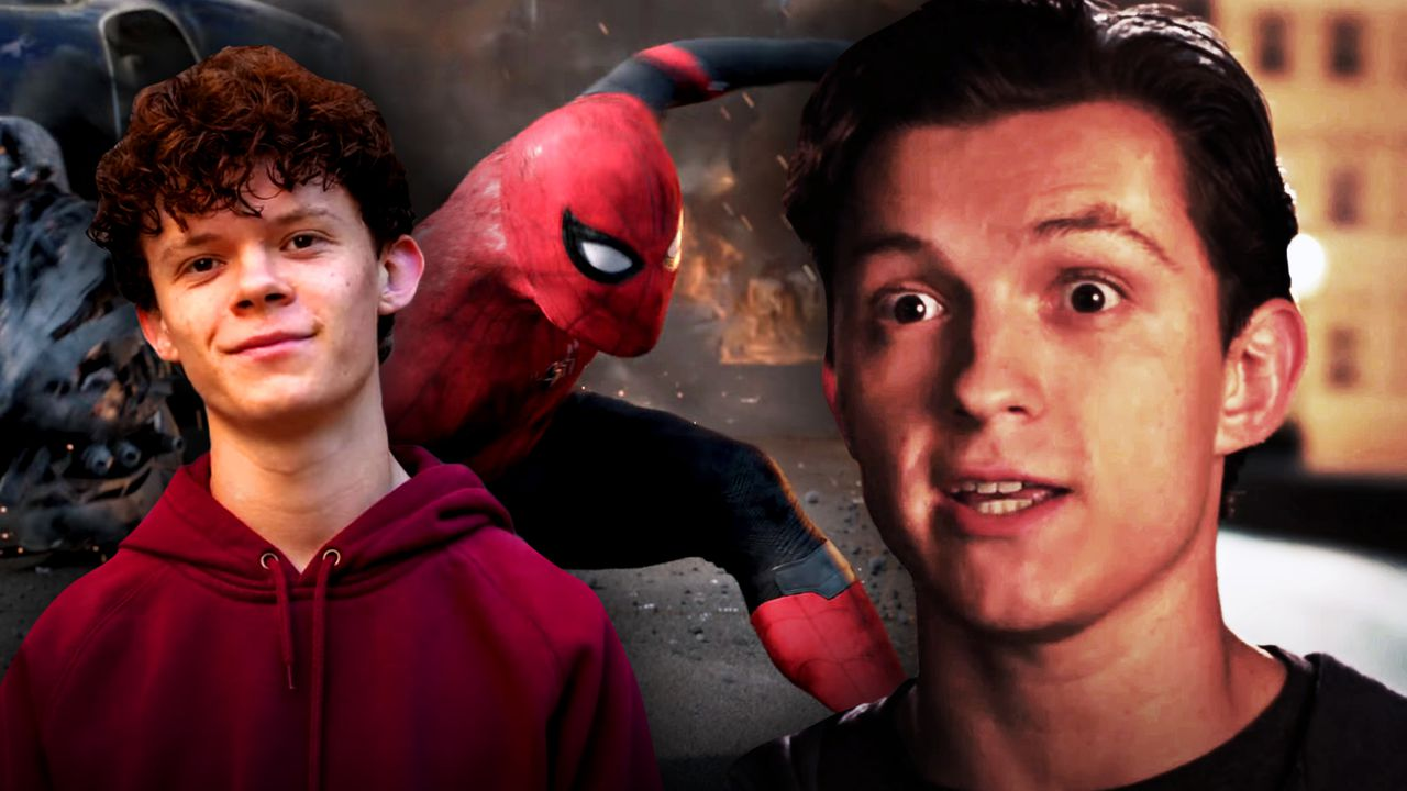 Harry Holland, Tom Holland, Spider-Man