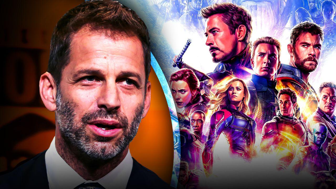 Zack Snyder Avengers