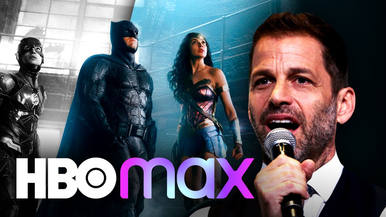 Zack Snyder The Flash Batman Wonder Woman