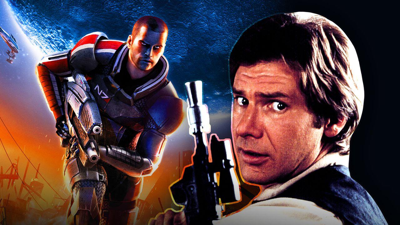 Han Solo, Mass Effect
