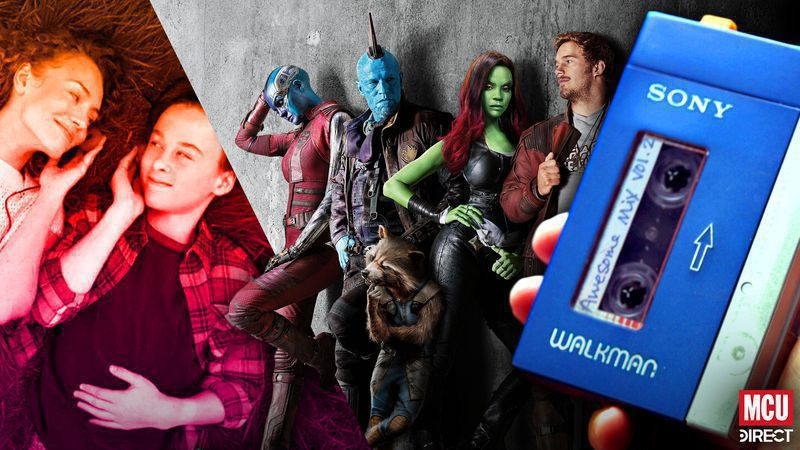 Meredith Quill's Complete Awesome Mix, Guardians of the Galaxy