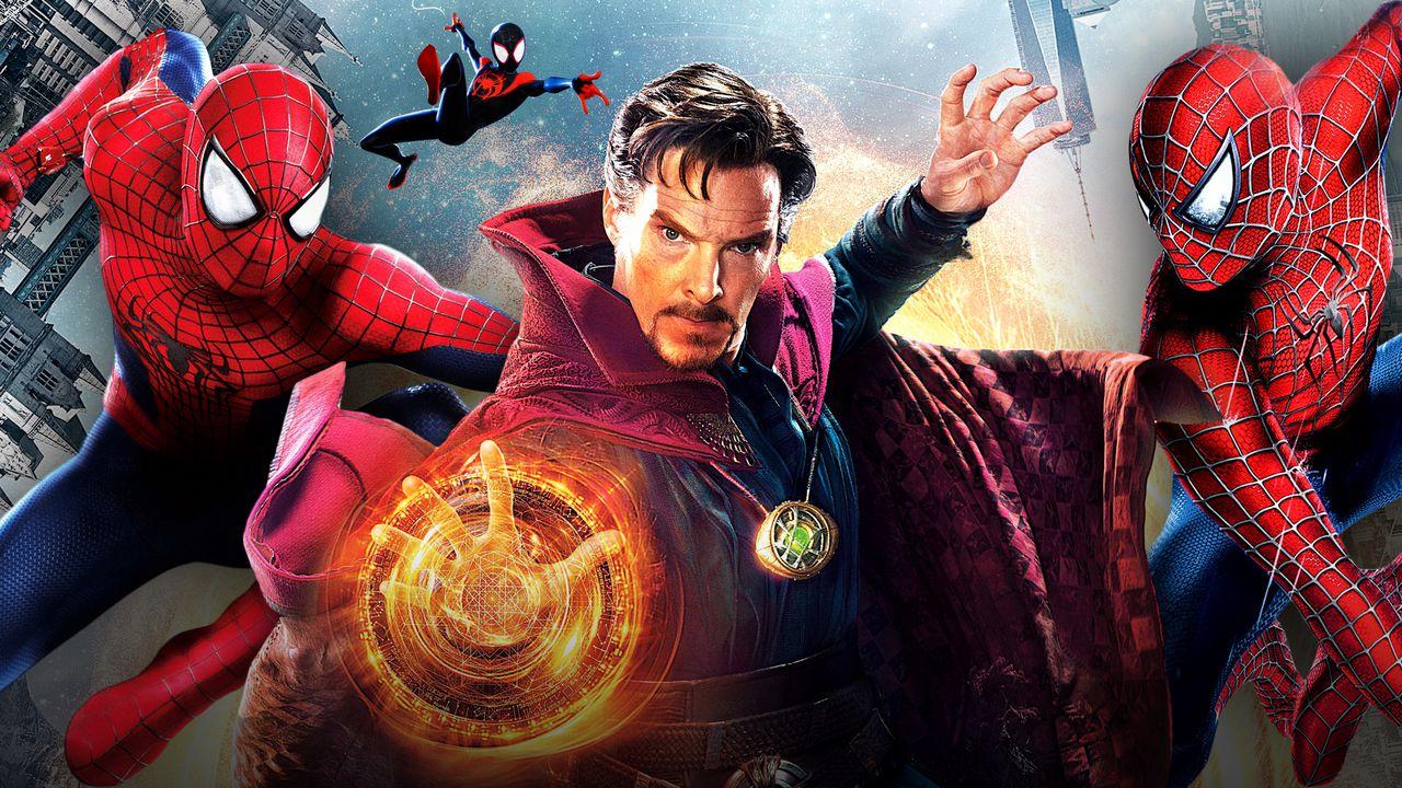Marvel's Doctor Strange Director Jokes About Multiple Spider-Men in MCU Canon