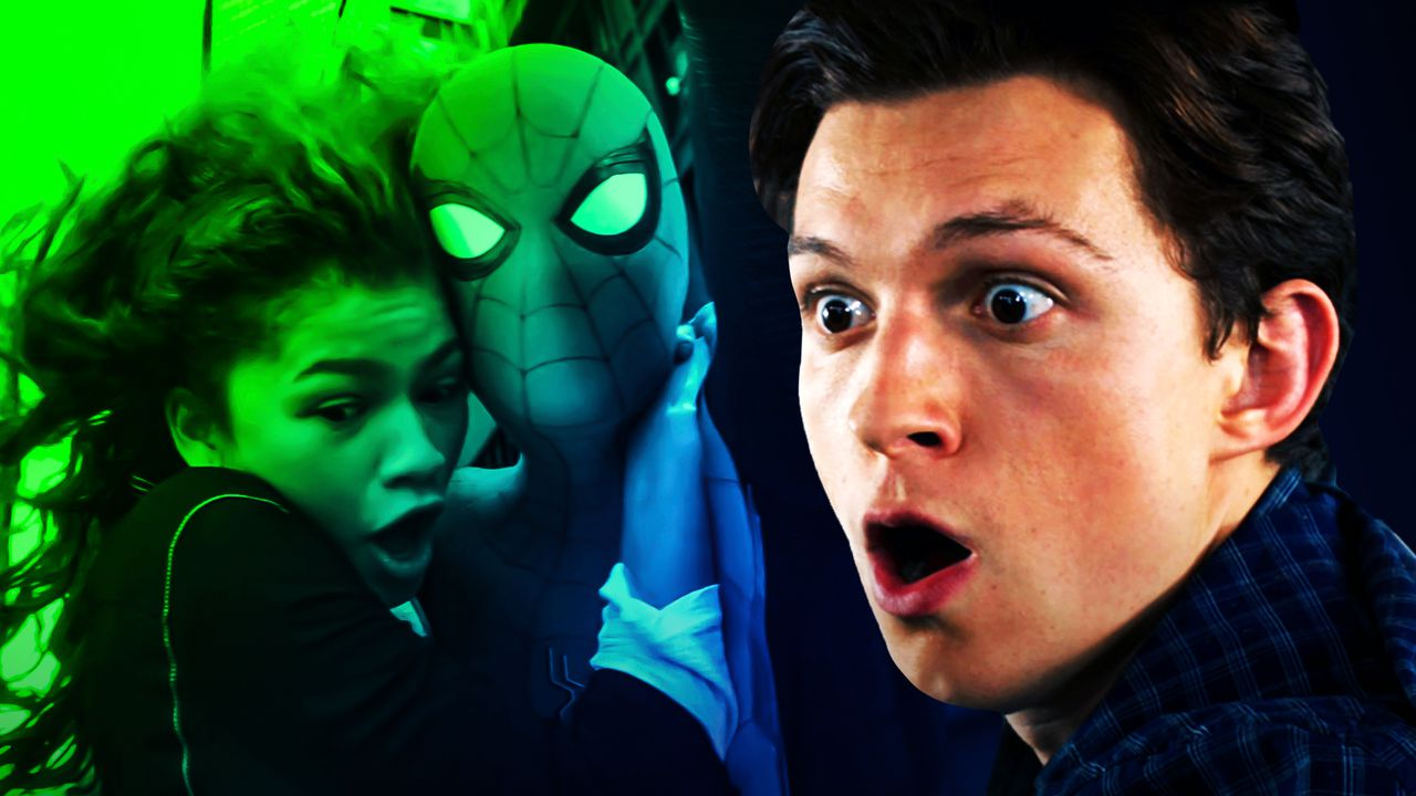MJ and Spider-Man, Tom Holland