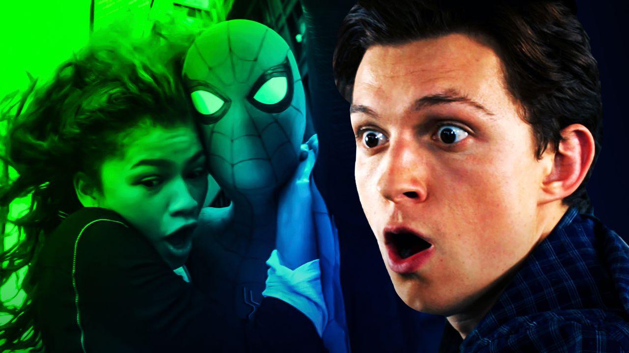 Spider-Man 3: Zendaya Teases CGI-Heavy Action In Tom Holland Movie