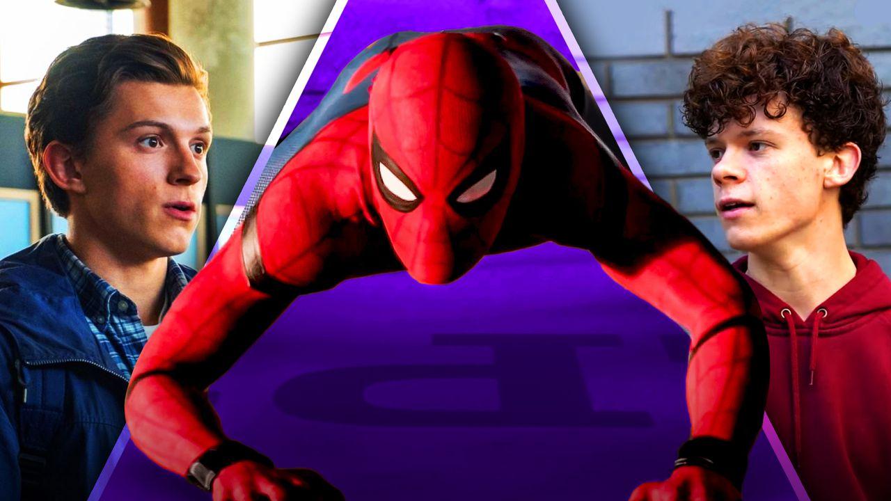Spider-Man, Tom Holland, Harry Holland