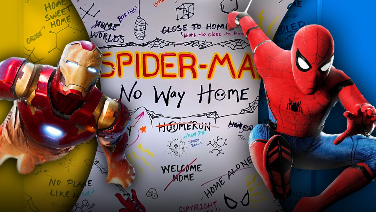 Spider-Man and Iron Man, Spider-Man: No Way Home in MCU