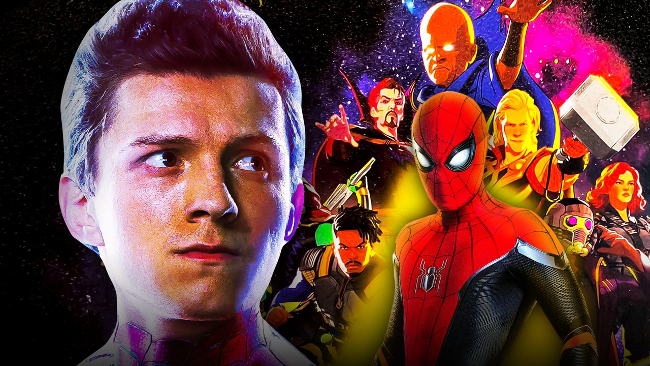 Spider-Man Marvel What If Show Characters